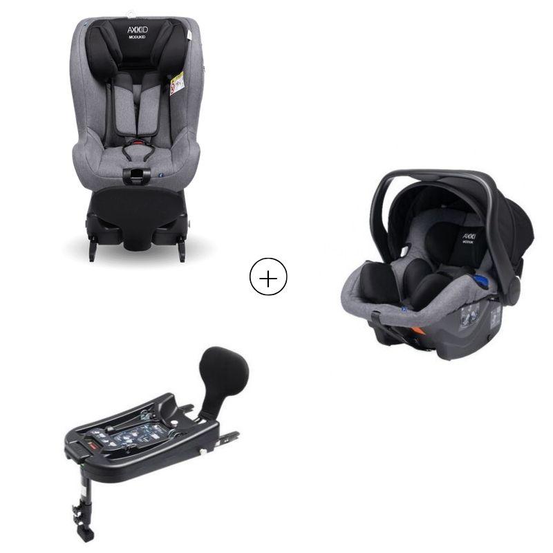 Set sièges-auto Modukid Infant/Seat et base Isofix Modukid Axkid 1