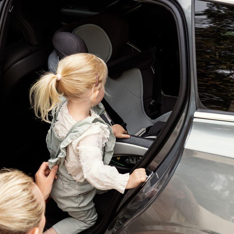 Housse Airflow Liner poussettes et sièges-auto Voksi Produit Ambiance