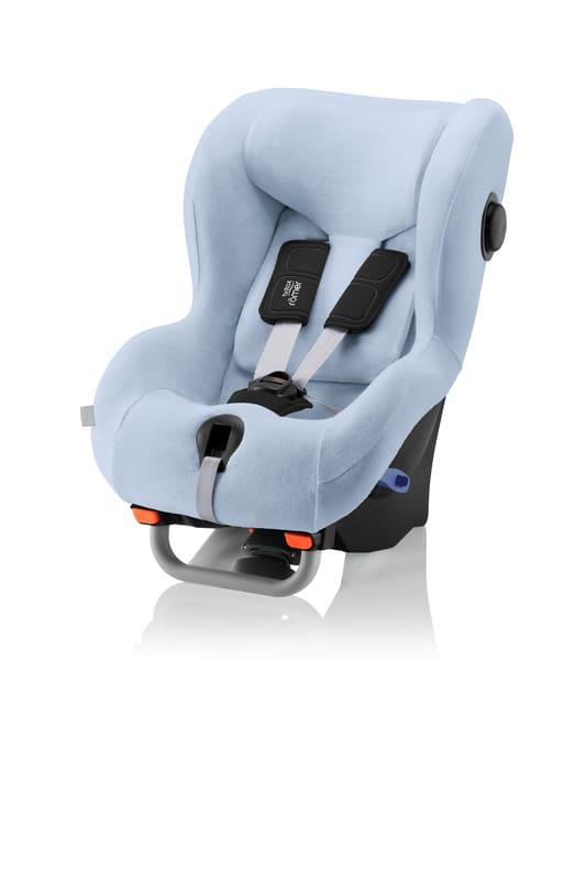 Housse été siège-auto Max-way Plus Bleu Britax Romer Produit