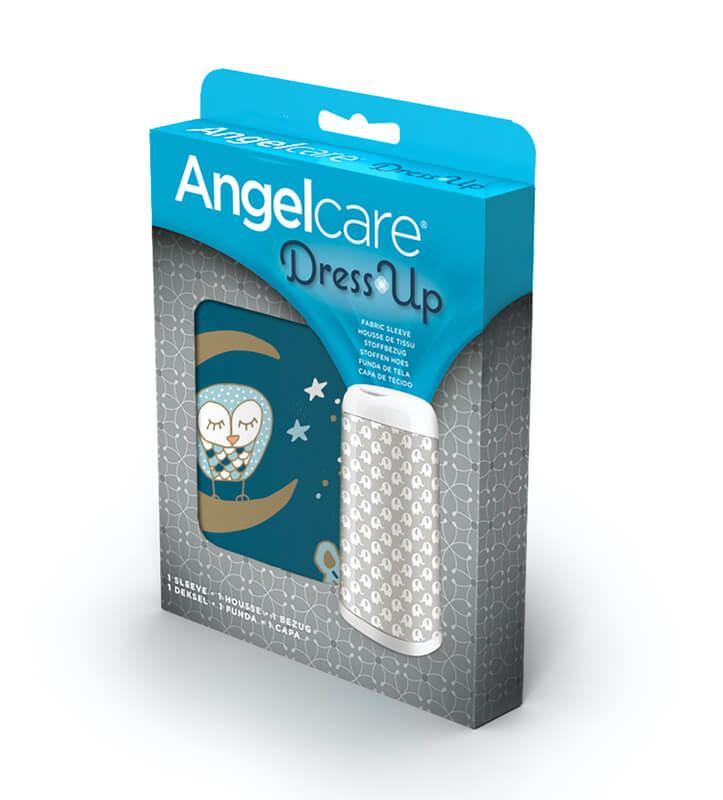 Housse pour poubelle à couches Dress Up Angelcare Packagingit