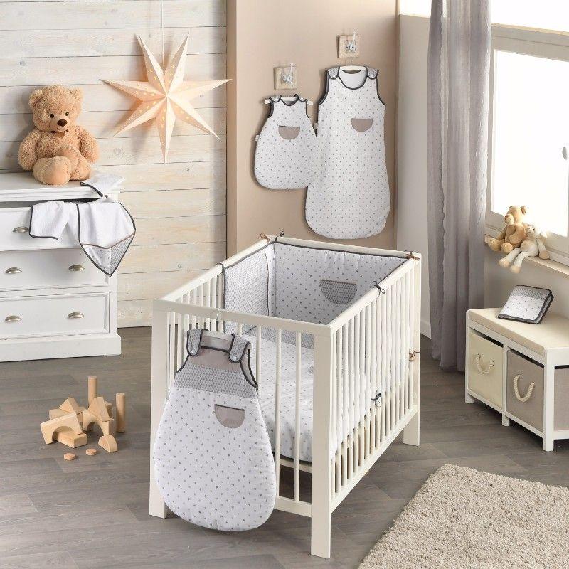 Gigoteuse bebe Nourrisson Little Sweet Dreams 50 cm Ptit Basile Bambinou