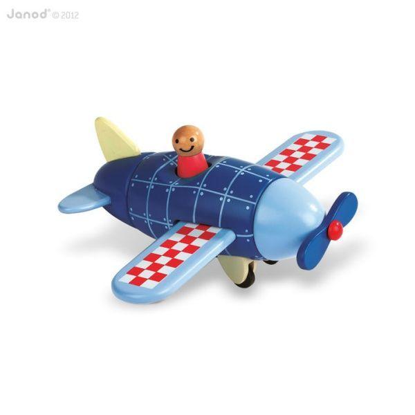 Kit magnétique avion Janod