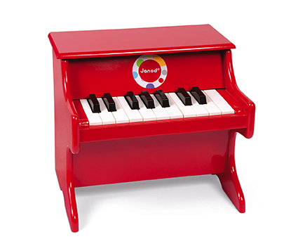 piano rouge confetti bois-janod-Bambinou
