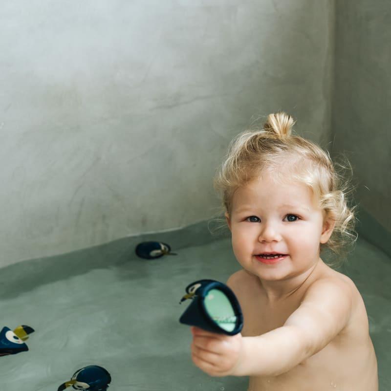 Jeu de memory de bain Pablo Lilliputiens Enfant