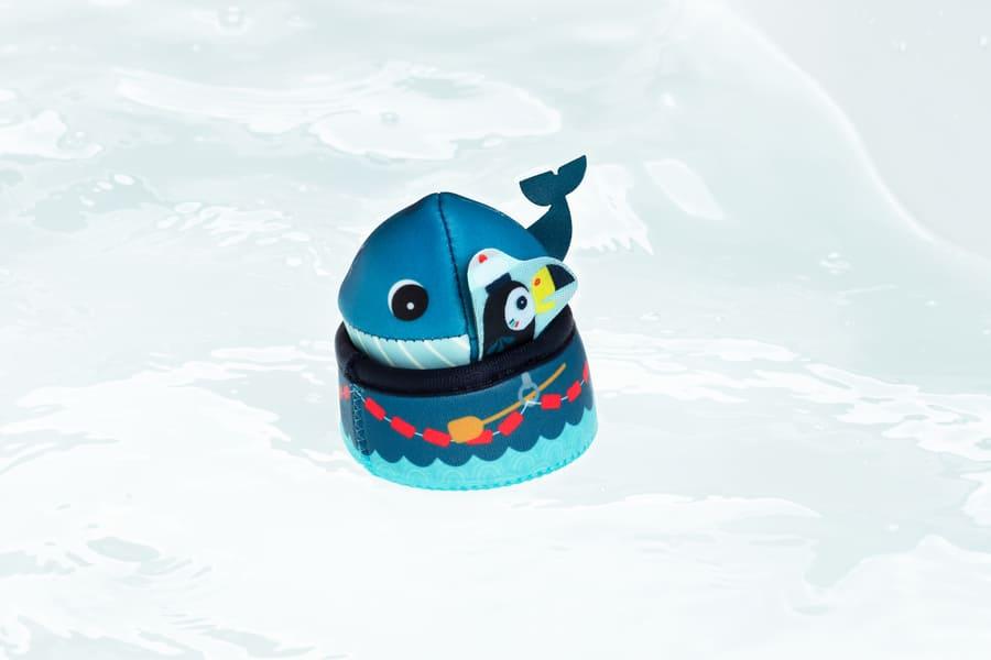 Jouet de bain le navire de Marius Lilliputiens Baleine