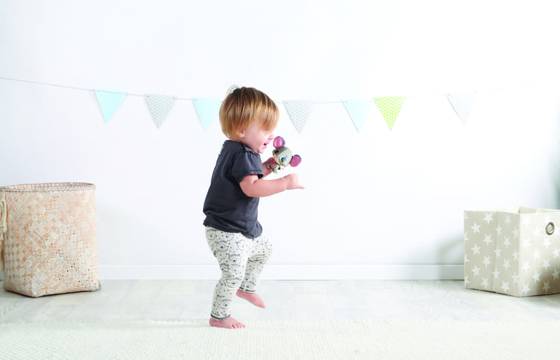 Jouet interactif Wonder Buddies Coco la souris Tiny Love Bébé