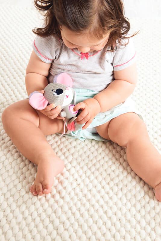 Jouet interactif Wonder Buddies Coco la souris Tiny Love Enfant