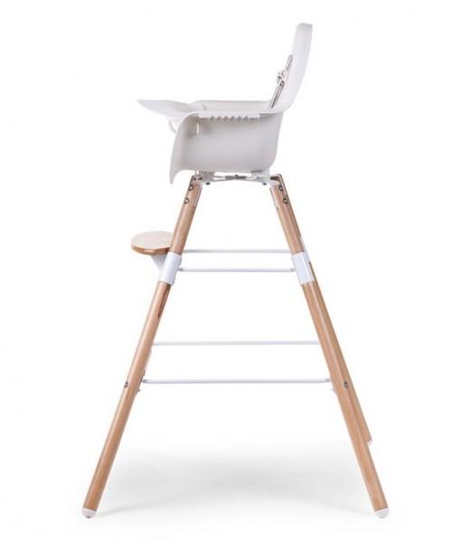 Kit de pieds long et repose pieds pour chaise haute Evolu Childhome 3