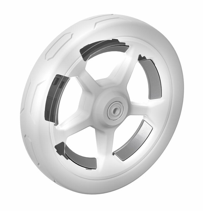 Kit de réflecteurs pour roues poussette Spring Thule Produit