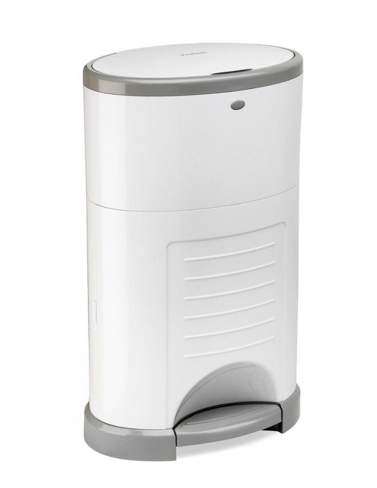 Pack poubelle à couches anti-odeurs 26L + 3 recharges Korbell de côté