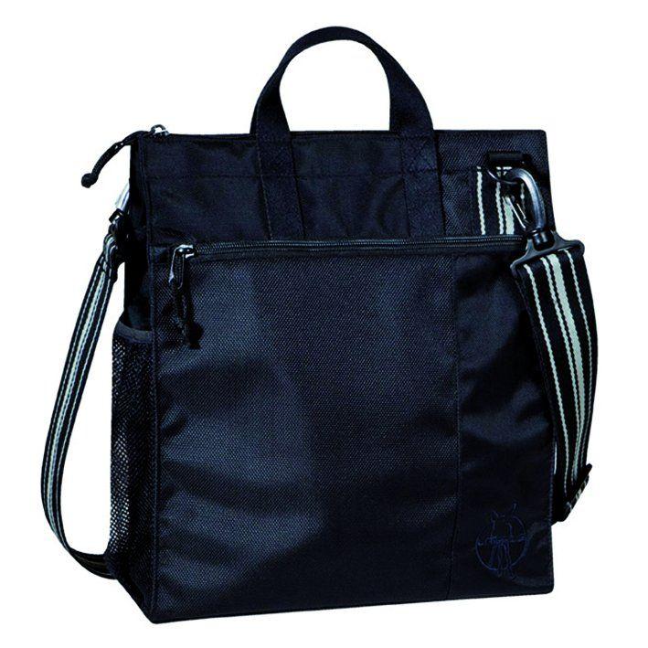 sac a langer casual buggy bag black Lassig Bambinou