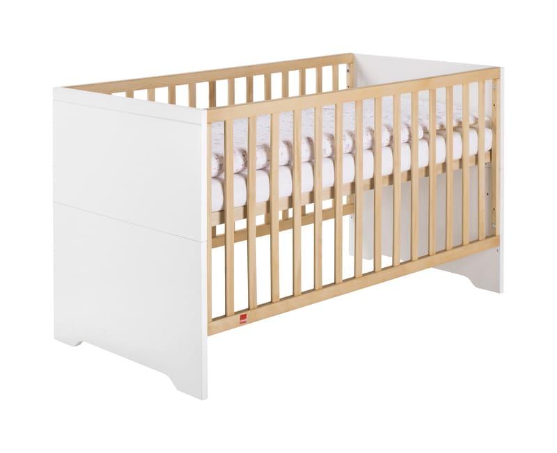 Lit bébé évolutif 70 x 140 Coco Blanc Schardt 1