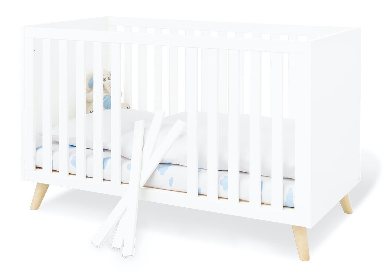 Lit bébé évolutif 70 x 140 cm Move Pinolino Produit