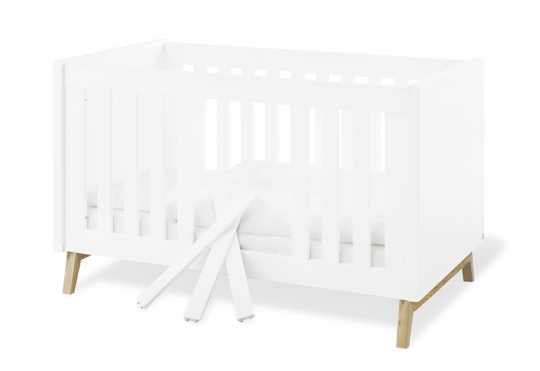 Lit bébé évolutif 70 x 140 Riva Pinolino Produit