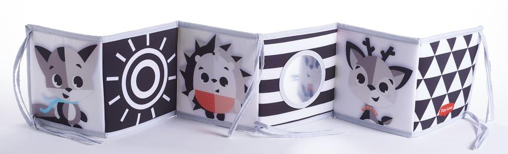 Livre double face Black and White et Dans la Prairie Tiny Love 2
