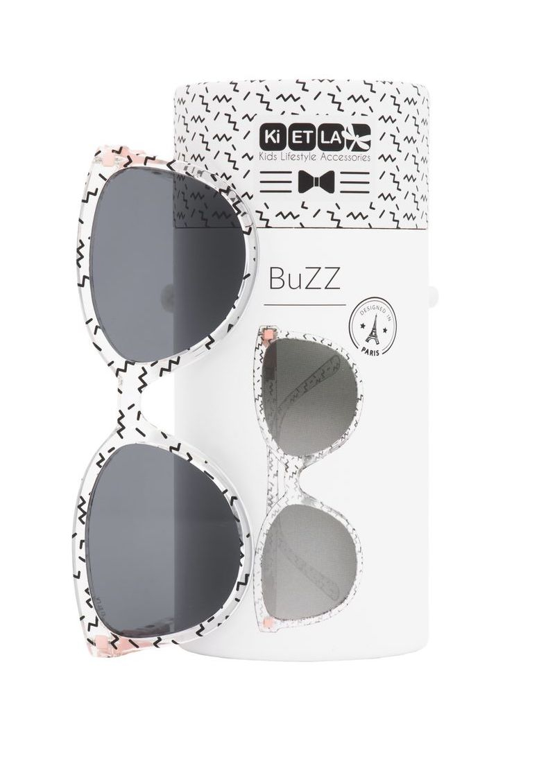 Lunettes de soleil enfant Buzz 4 – 6 ans Ki et Là Boite