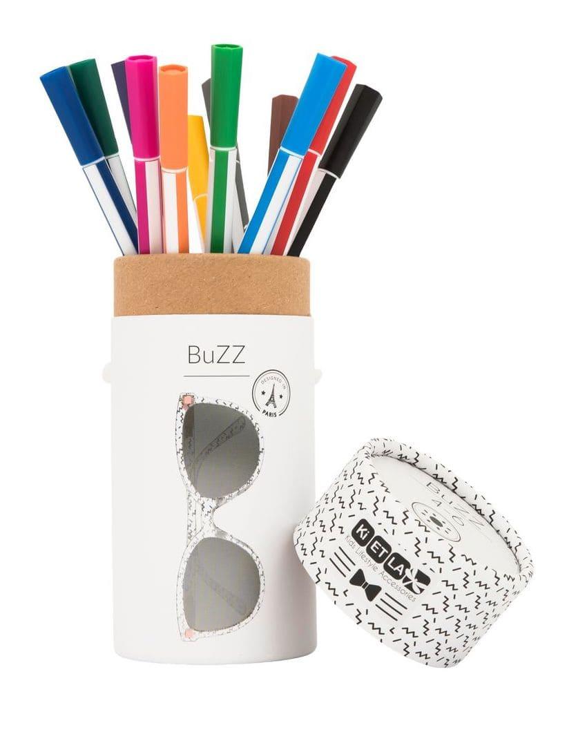 Lunettes de soleil enfant Buzz 4 – 6 ans Ki et Là Porte-stylo