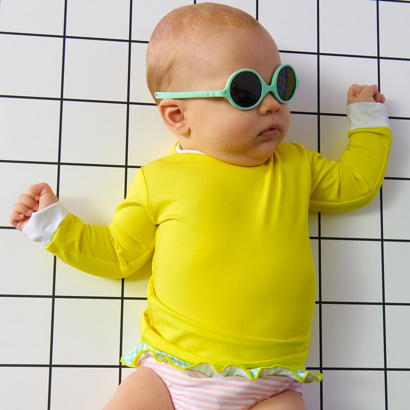 Lunettes de soleil bébé Diabola 2.0 0 – 1 an Ki et Là Bébé