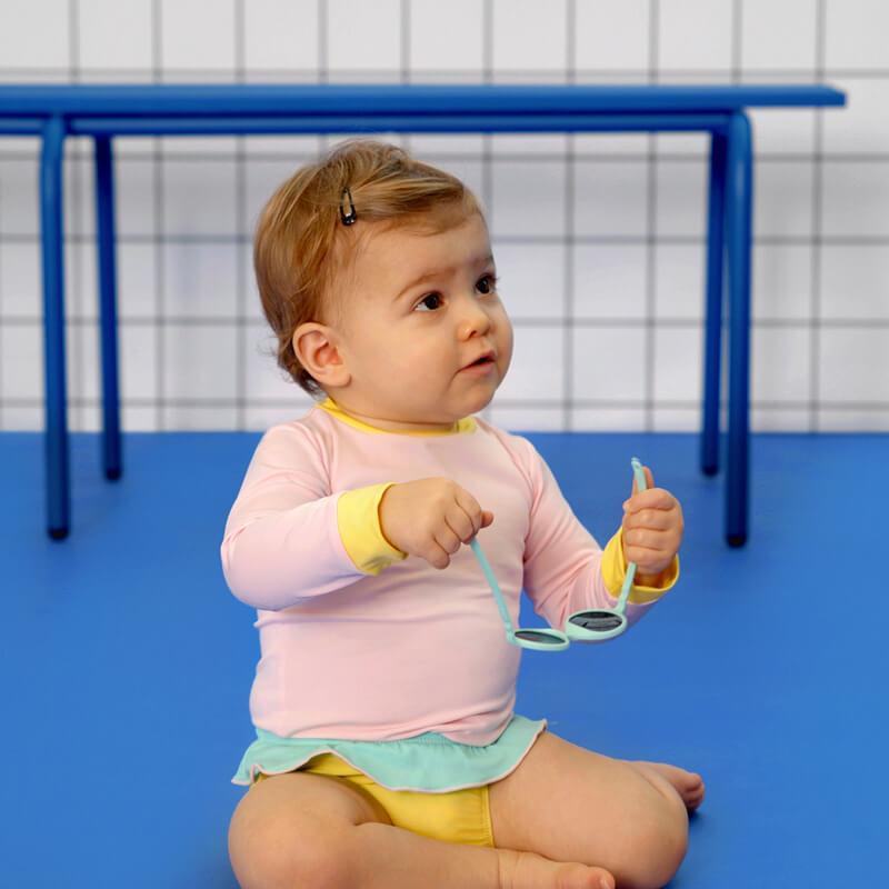 Lunettes de soleil bébé Diabola 2.0 0 – 1 an Ki et Là Enfant
