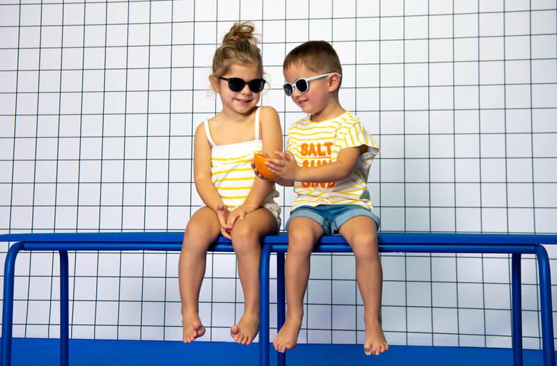 Lunettes de soleil enfant Wazz 1 – 2 ans Ki et Là Ambiance