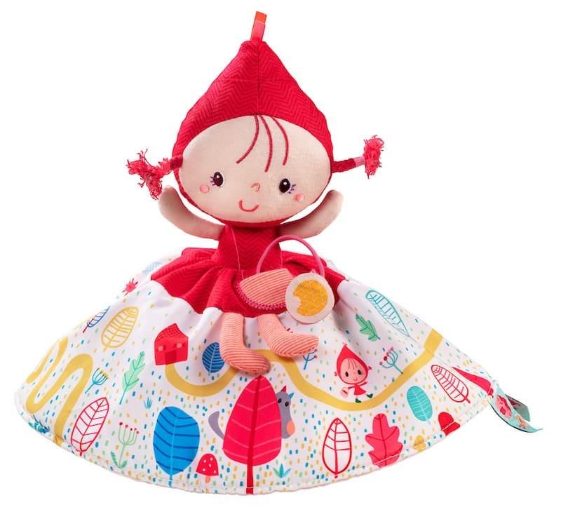 Marionnette réversible Chaperon Rouge Lilliputiens 1