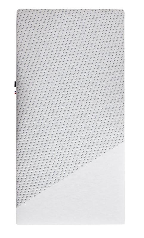 Matelas Seaqual déhoussable pour lit 60 x 120 cm Candide Debout