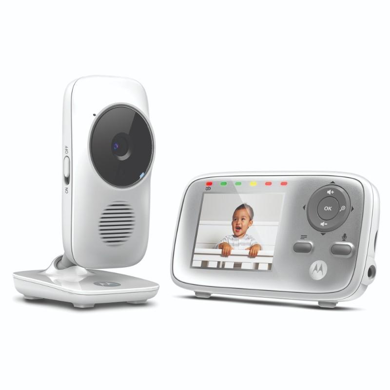 Moniteur vidéo MBP 483 Motorola