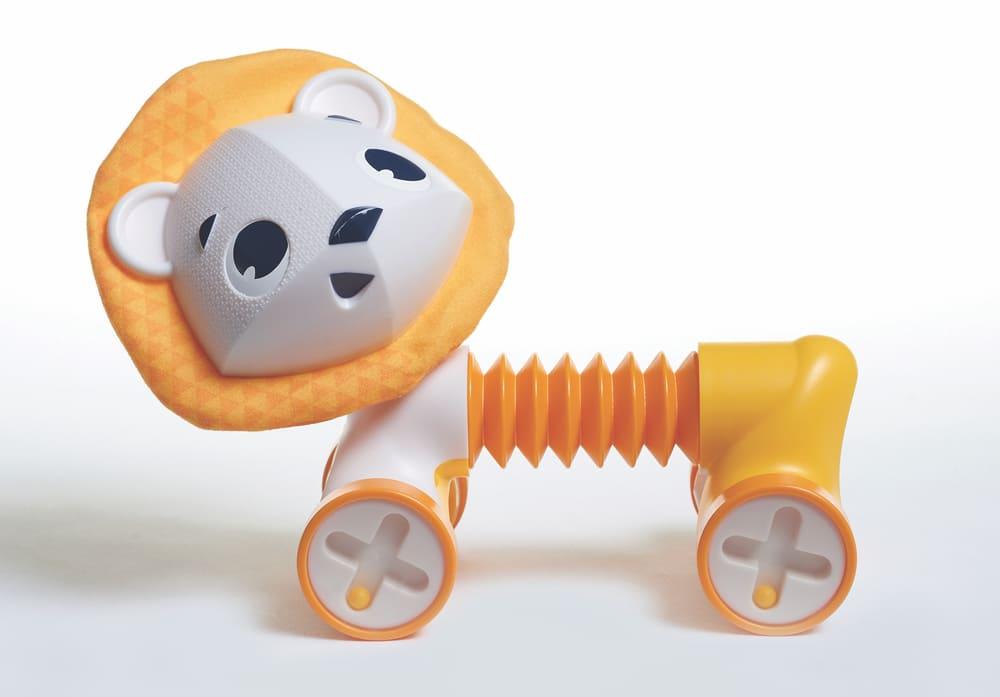 Mini-jouet à roulettes Tiny Rolling Leonardo Tiny Love 3