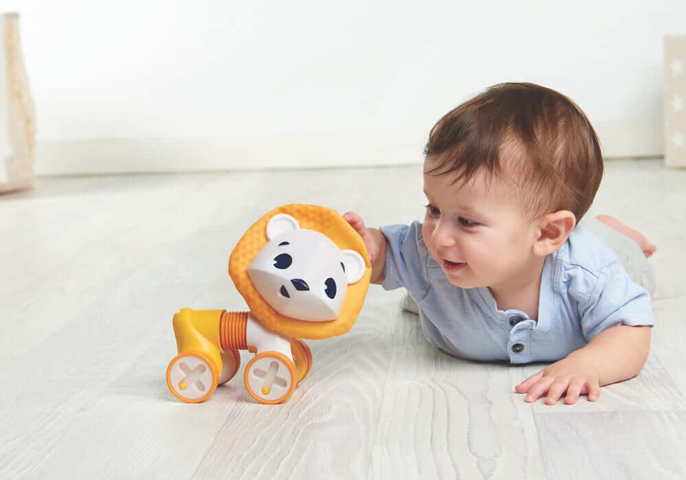 Mini-jouet à roulettes Tiny Rolling Leonardo Tiny Love 4