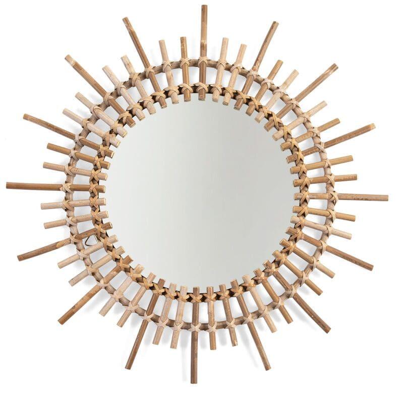Miroir en rotin Fondi 60 cm Childhome Produit