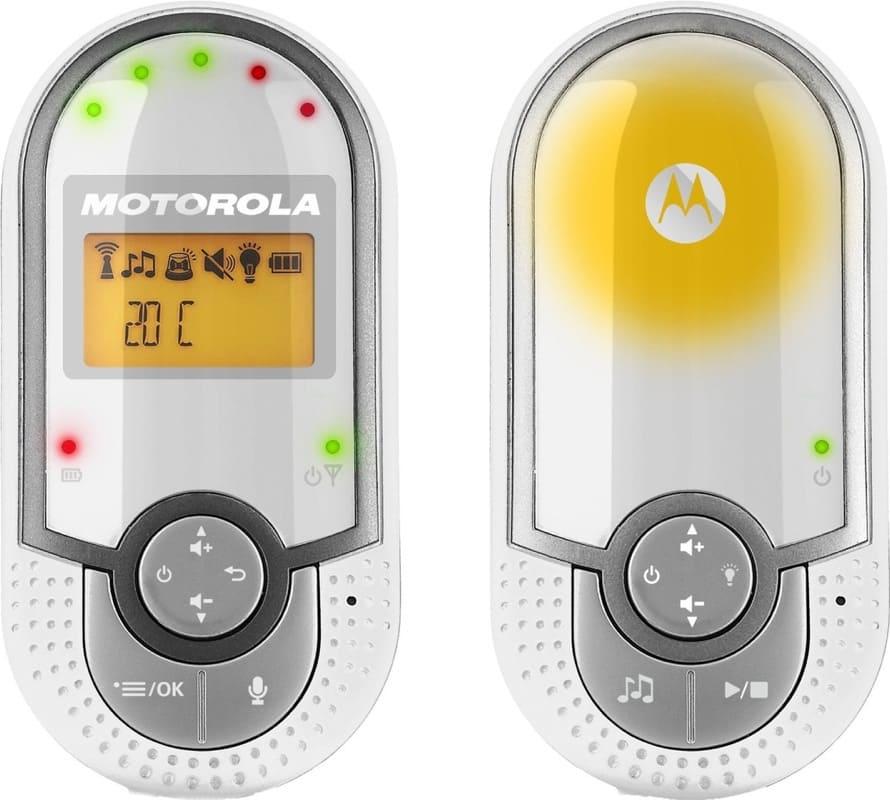 Moniteur audio numérique MBP 16 Motorola de face