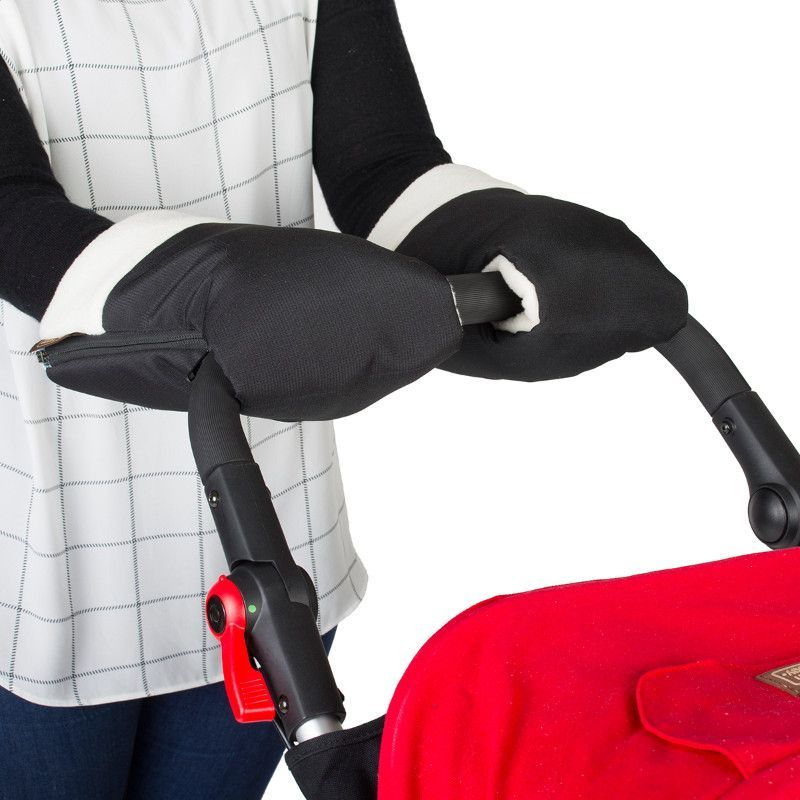 moufle de guidon pour poussette mountain buggy BamBinou