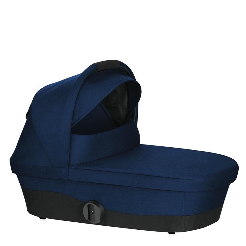 Nacelle poussette Melio Navy Blue Cybex pare-soleil