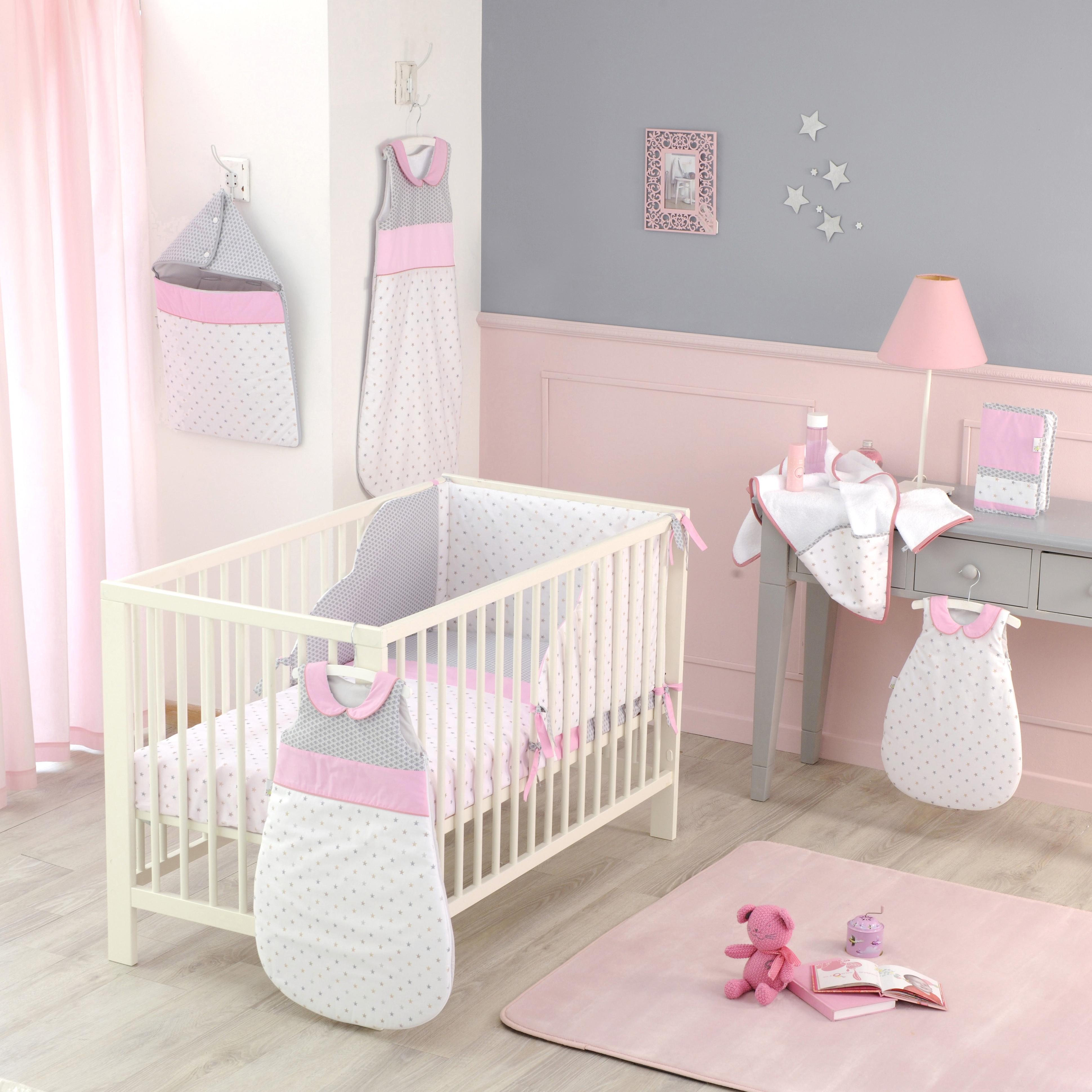 Nid d'ange bébé coton bio Claudine 0-3 mois-PTE-3