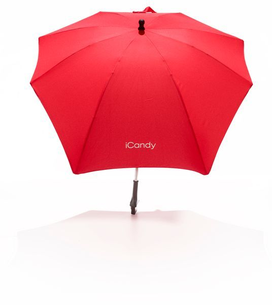 Ombrelle poussette iCandy Rouge iCandy Bambinou