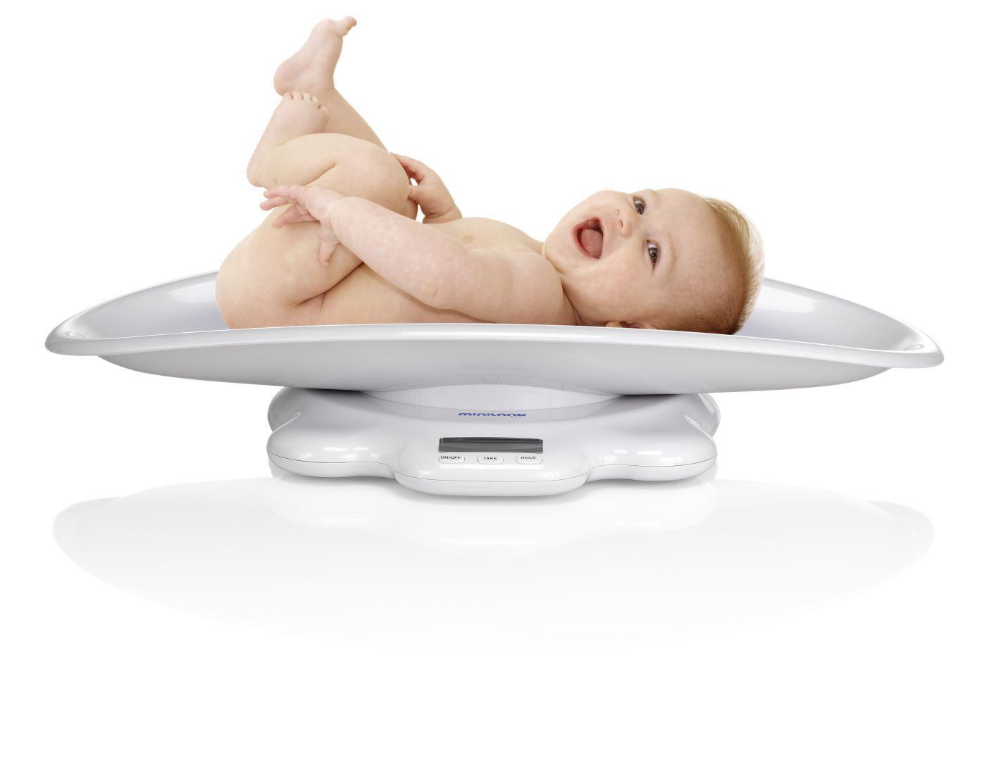 Pèse-bébé Scaly up électronique Miniland BamBinou.com