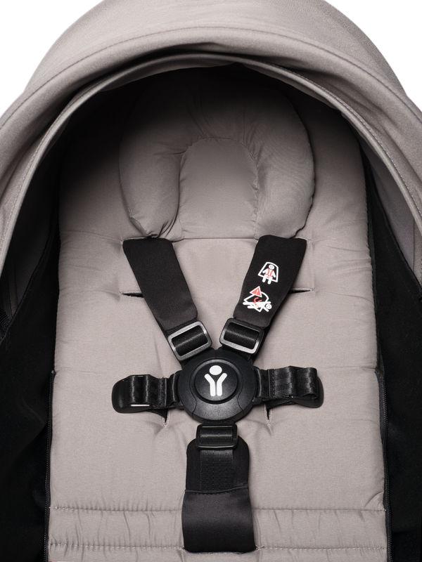 Pack couleur Yoyo+ 0+ gris Babyzen Bambinou Intérieur