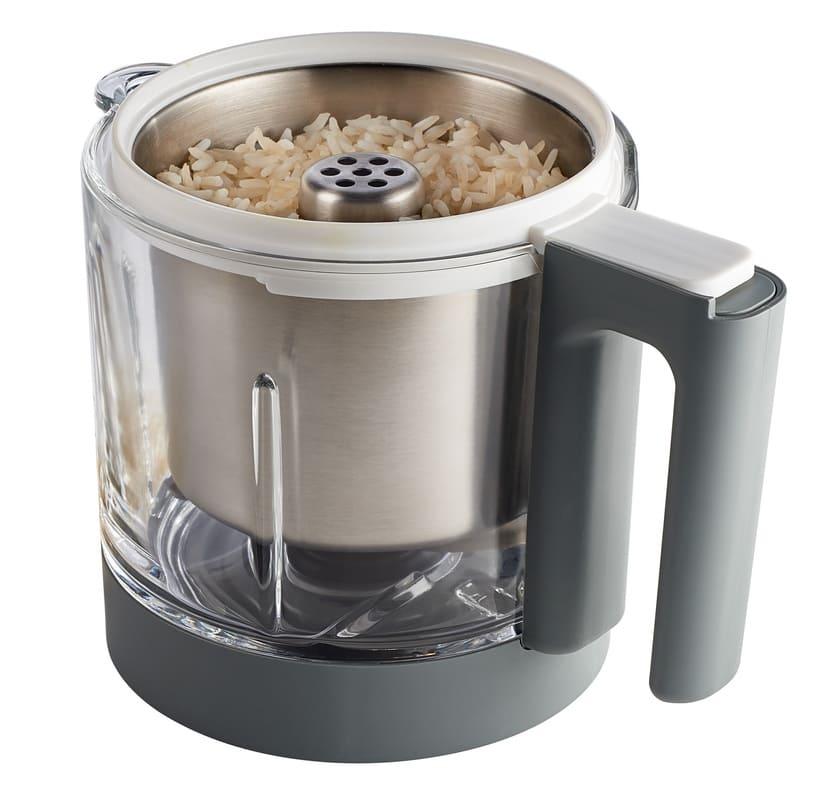 Panier de cuisson pâtes et riz Babycook Néo Béaba Détail
