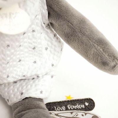 Pantin avec doudou Panda Attrape-rêves Doudou et Compagnie Bras
