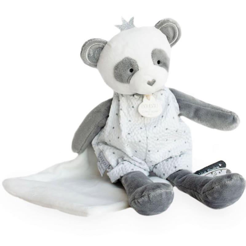 Pantin avec doudou Panda Attrape-rêves Doudou et Compagnie Détail