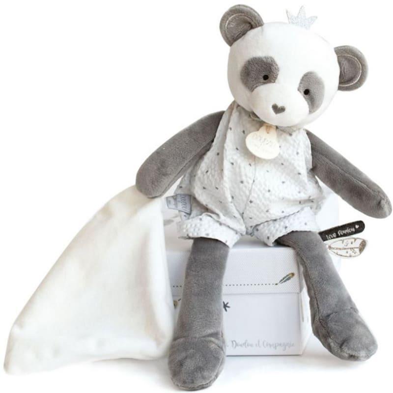 Pantin avec doudou Panda Attrape-rêves Doudou et Compagnie Produit