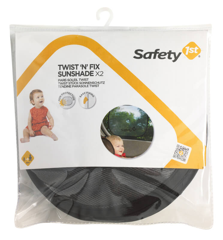 Set de 2 pare-soleils Twist Safety First 2