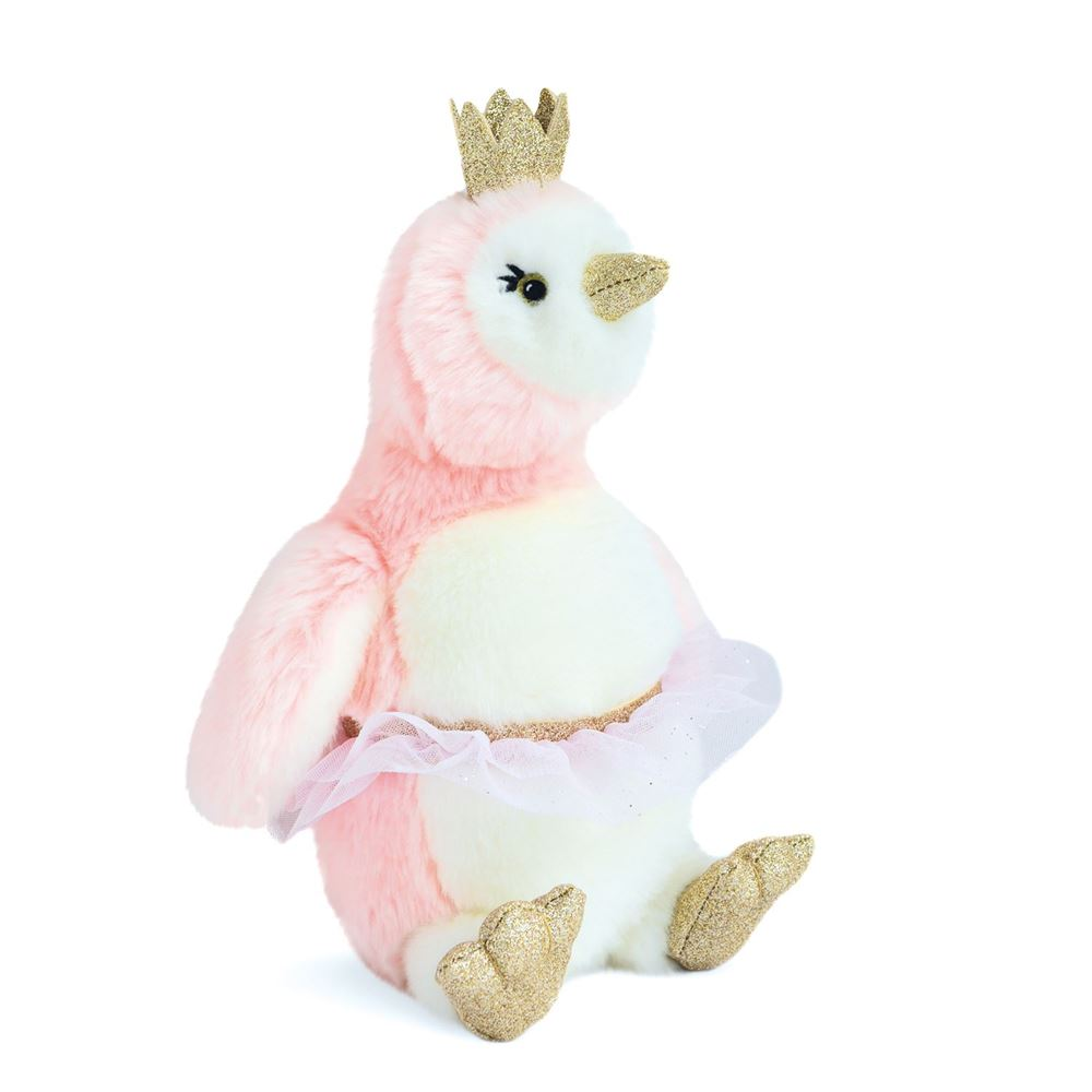 Peluche pigloo rose 30 cm Histoire d'Ours 1
