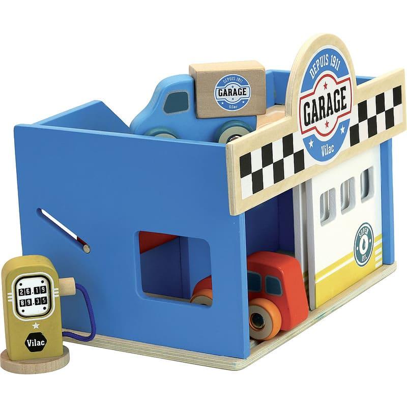 Le petit garage Vilacity Vilac Latéral