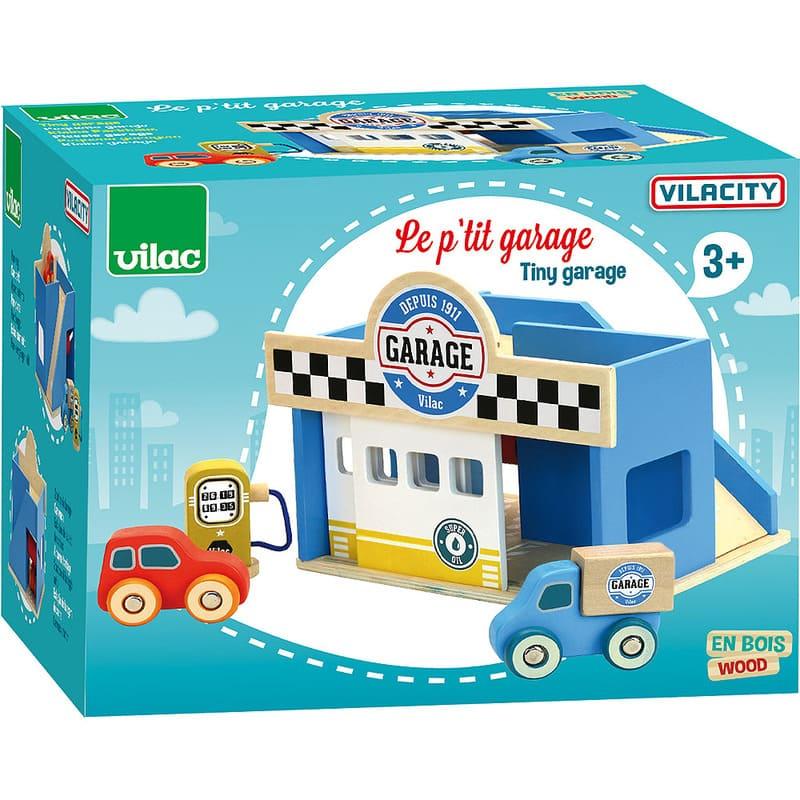 Le petit garage Vilacity Vilac Packaging