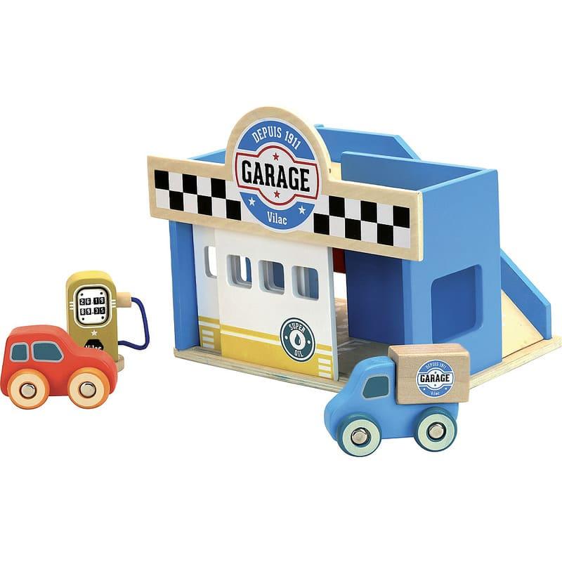 Le petit garage Vilacity Vilac Produit