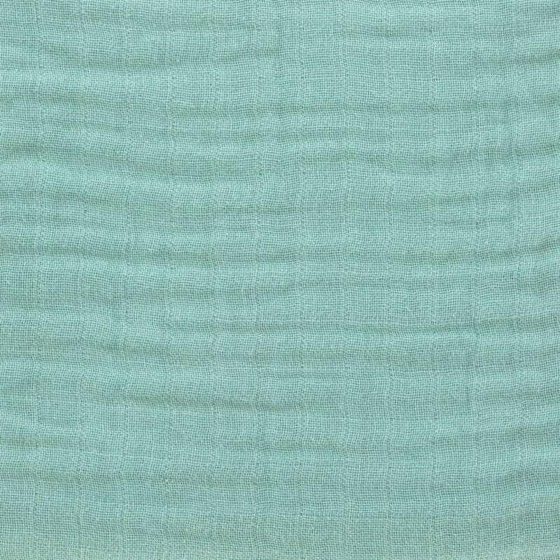 Poncho de bain en mousseline Lassig Tissu