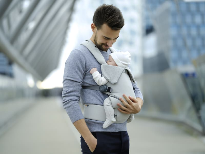 Porte-bébé BeSafe Haven BeSafe Famille