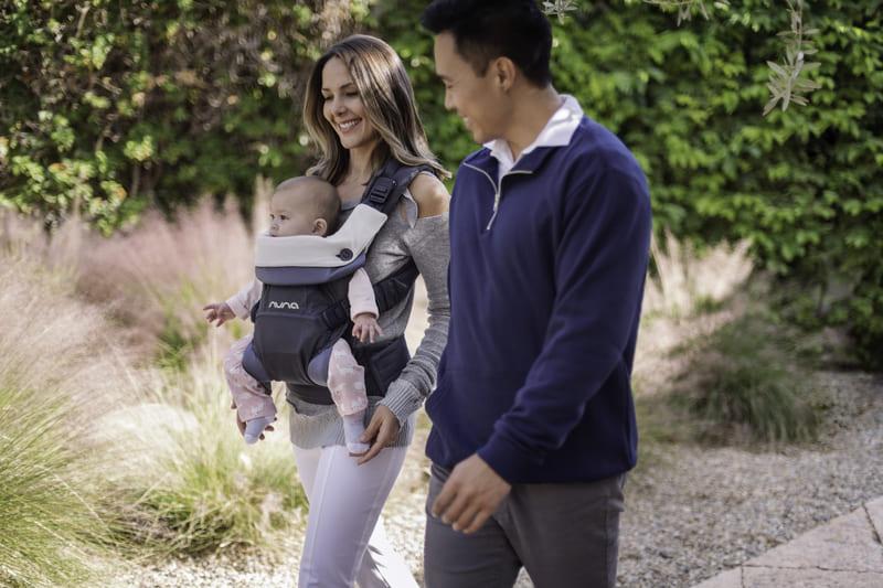 Porte-bébé physiologique Cudl Nuna Famille