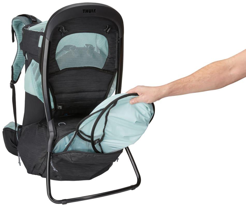 Porte-bébé de randonnée Sapling Thule housse